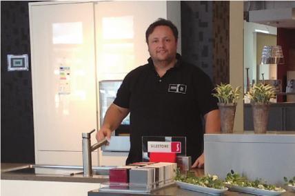 Geschäftsführer Marco Simon