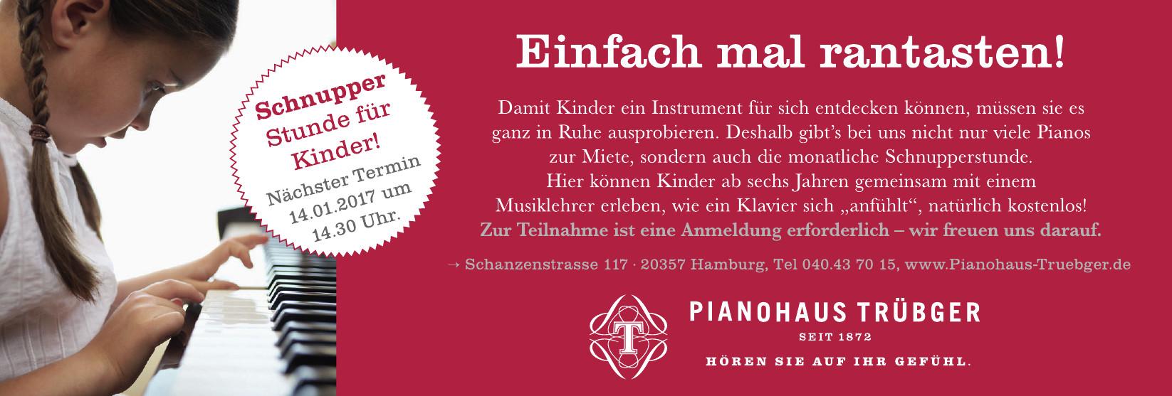 Pianohaus Truebger