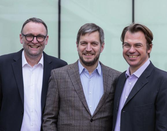 Wirbelsäulenchirurgie von den Besten: Dr. Rolf Christophers, Dr. Christian Möller-Karnick und Dr. Jan Schilling