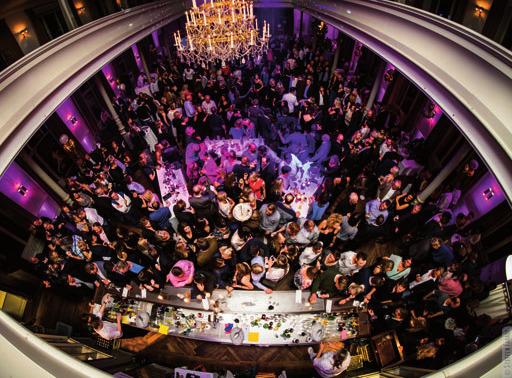 Der Ballsaal des Süllbergs ist der schönste der Stadt