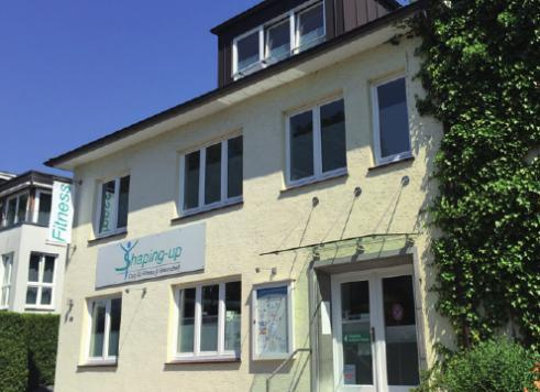 Shaping-up Fitness Club in Blankenese