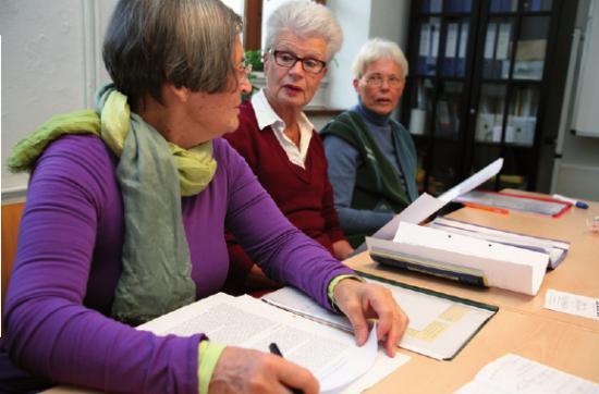 AWO-Workshops geben neue Impulse und Ideen, FOTO: © NICOLA MARIA JÄGER
