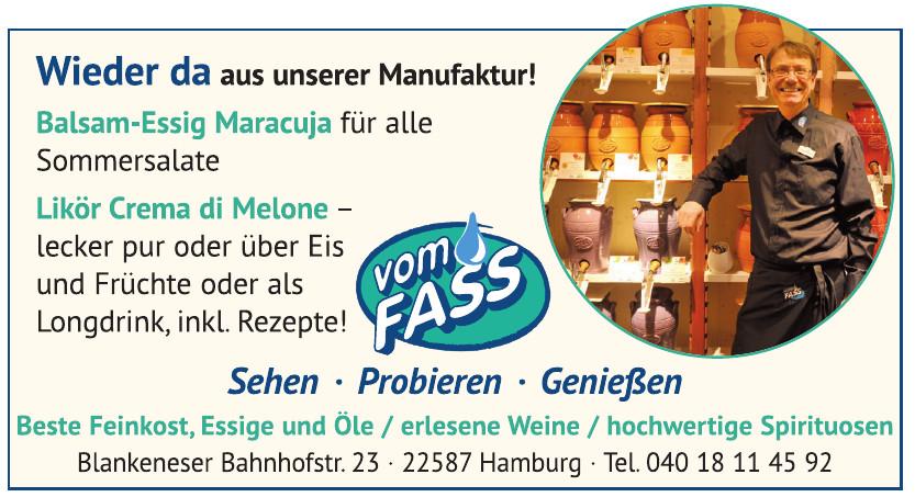 Vom Fass Hamburg-Blankenese