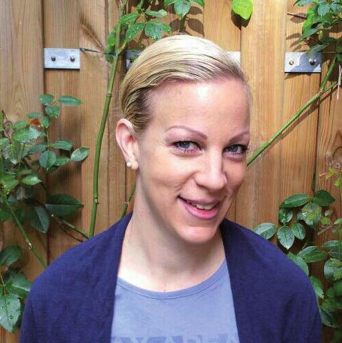 Christine Staak, Expertin für Nägel