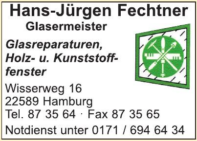 Hans-Jürgen Fechtner Glasmeister