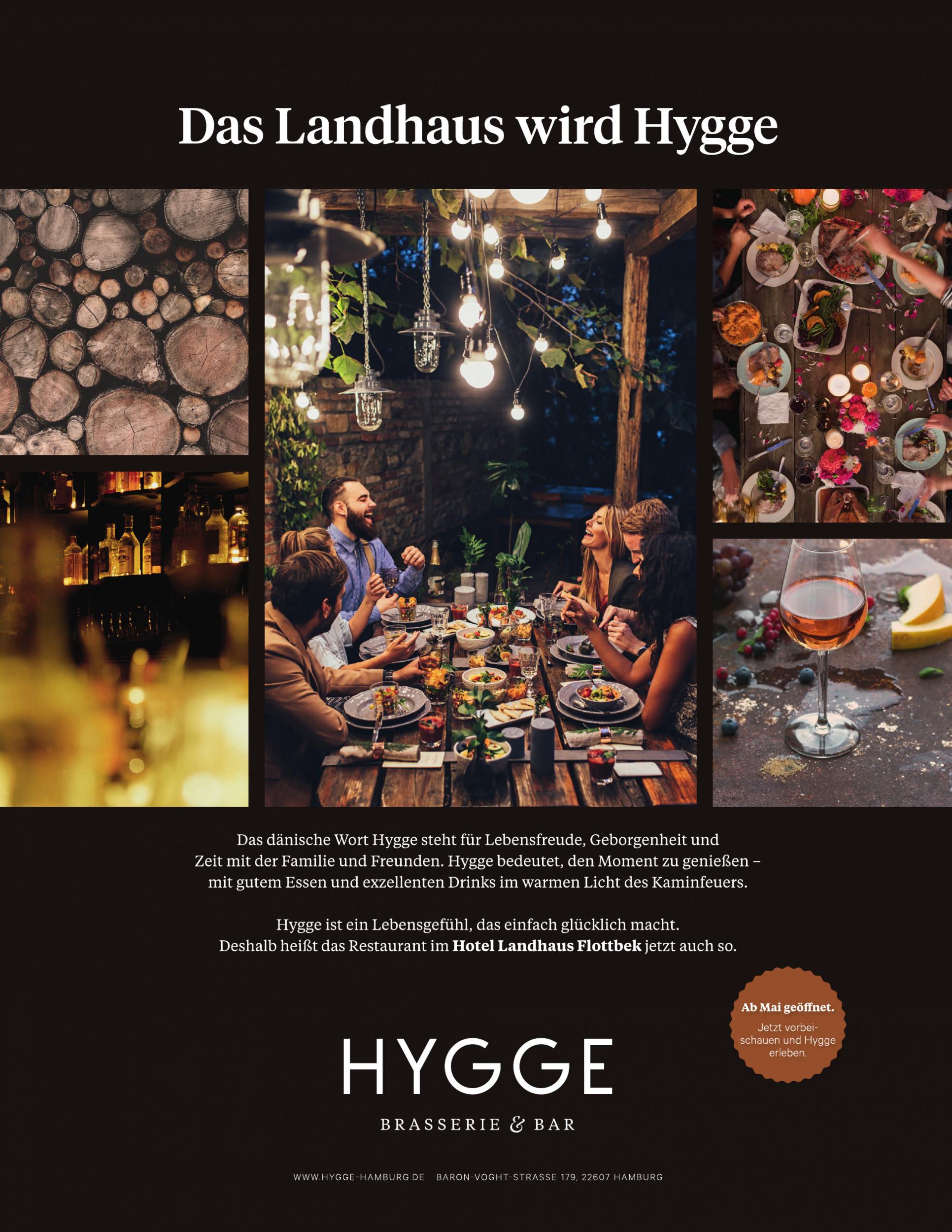 Hygge – Brasserie & Bar