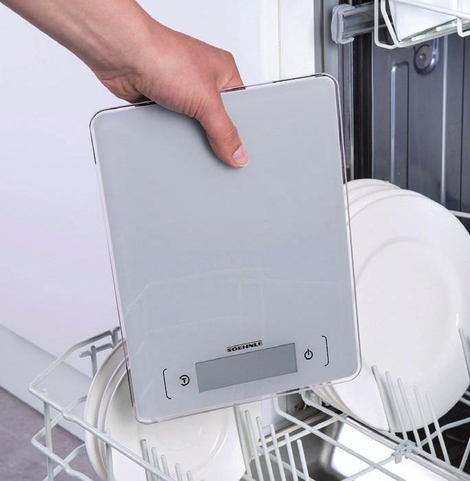Einfach mit in die Spülmaschine