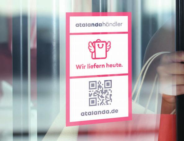 Atalanda verbindet Onlineshopping mit lokalen Händlern FOTO: ATALANDA/MARKUS AUZINGER