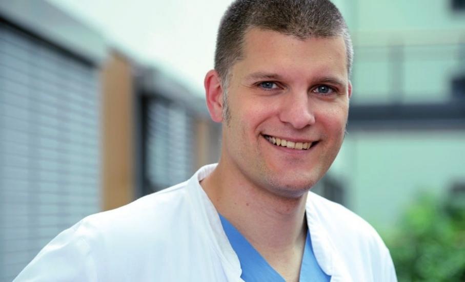 Chefarzt Prof. Dr. med. Andreas Gross