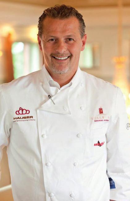 Kochen für die Welt: Karlheinz Hauser