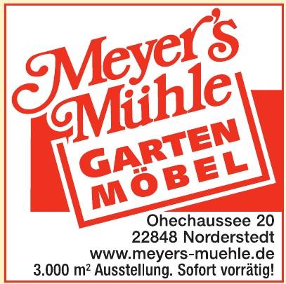 Meyer´s Mühle Garten Möbel