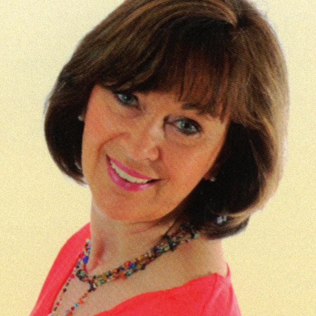 Sabine Jacobsen vom AWA Gardinenservice