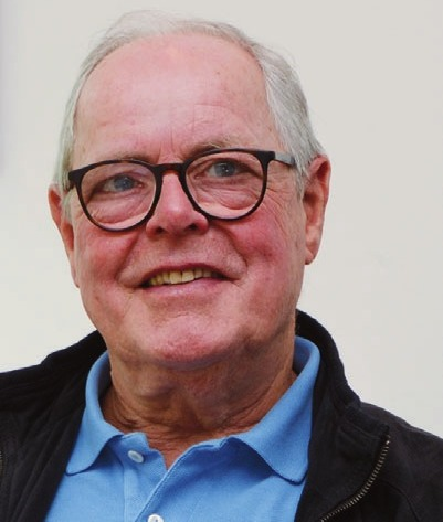 Dirk Alberts (75), Wirtschaftssenior