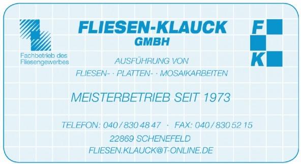Fliesen-Klauck GmbH