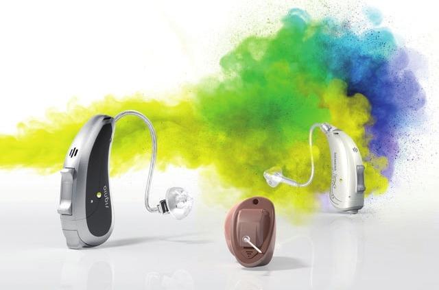 Störende Geräusche ganz einfach filtern, mit modernen Hörsystemen